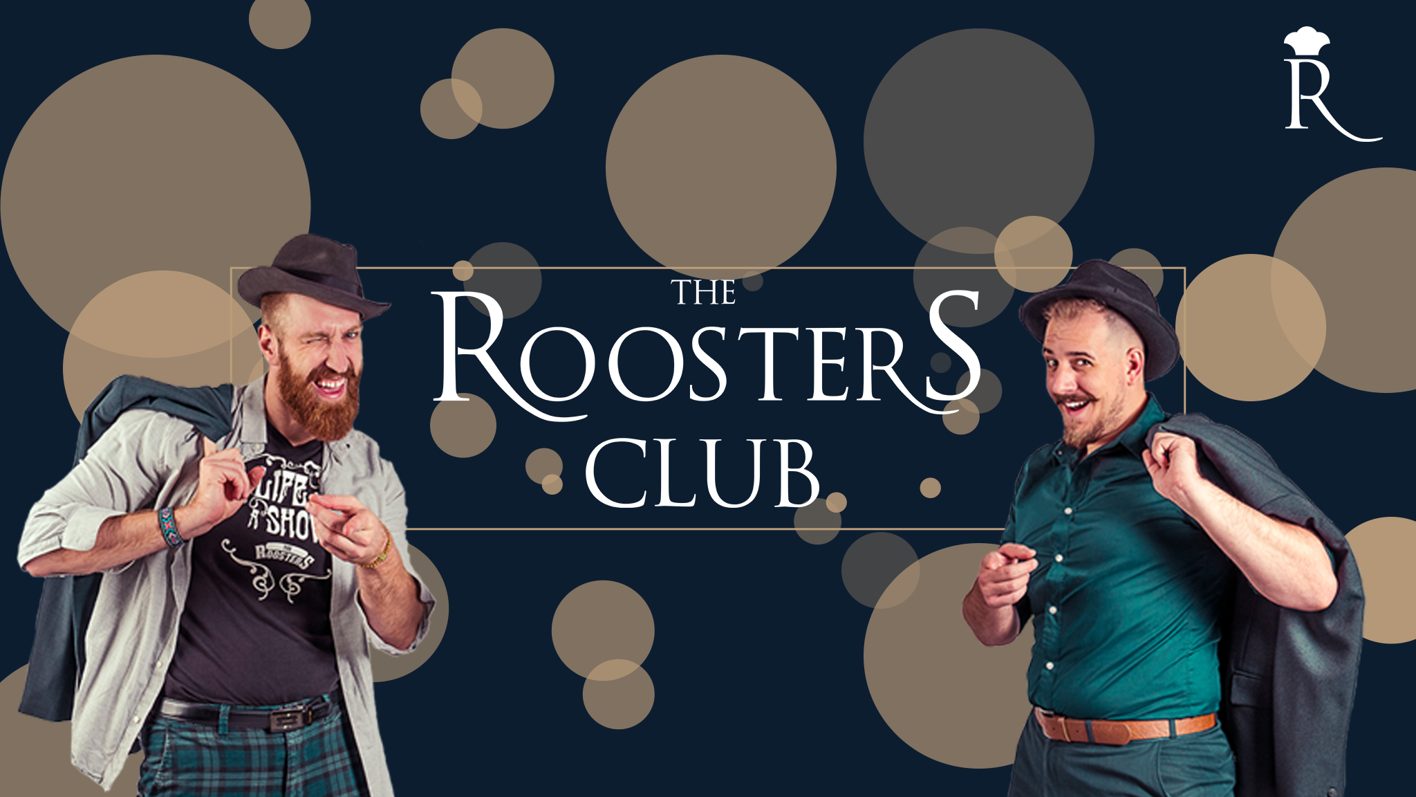 The Roosters Club Cover